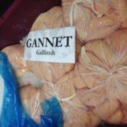 fish roe bags